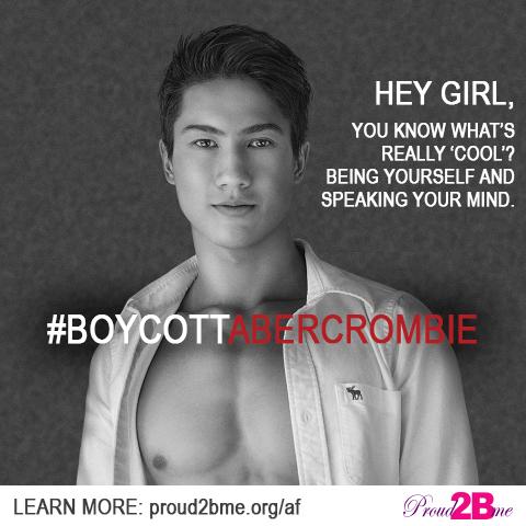 Boycott Abercrombie