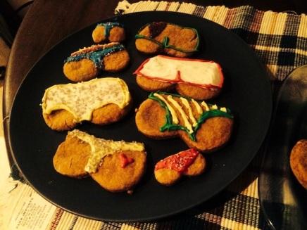 Butt cookies 2