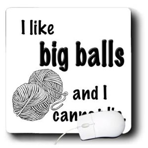balls knitting
