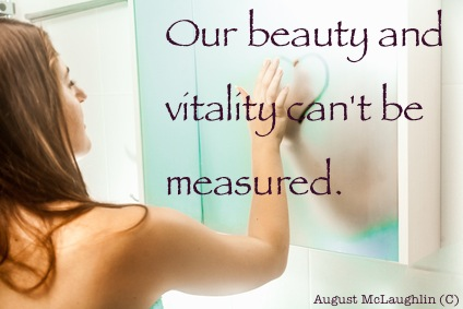 Real beauty quote