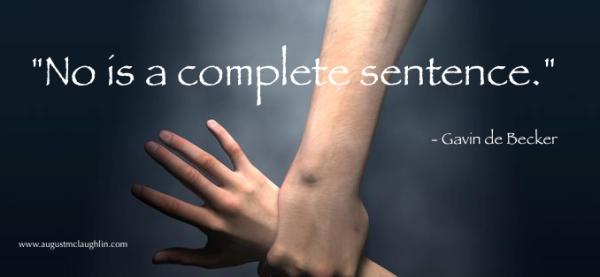 self-defense quote
