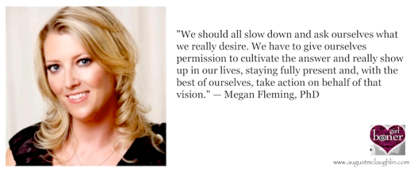 Dr. Megan Fleming quote 1